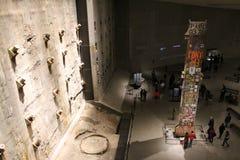 museum 911 Arkivfoto