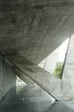 Museum. Of Modern Art in Rio de Janeiro, Brazil Stock Images