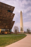 Museum of African-American History Washington DC Monument Royalty Free Stock Photos