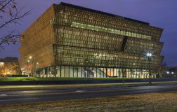 Museum of African-American History Washington DC Royalty Free Stock Image