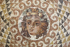 Museum of ancient Corinth Royalty Free Stock Image