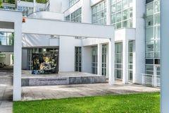 Museum Angewandte Kunst in Frankfurt Stock Afbeeldingen