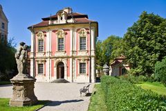 Museum of Antonin Dvorak (Michna chateau), New Town, Prague, Czech Republic Royalty Free Stock Photo