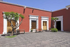 Museum in Arequipa Stock Photography