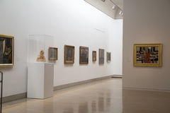Museum of art in Dallas Royalty Free Stock Photo