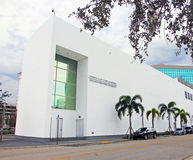 The Museum of Art , Fort Lauderdale Royalty Free Stock Photo