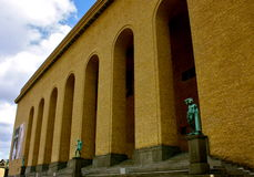 Museum of Art, Gothenburg Royalty Free Stock Photo