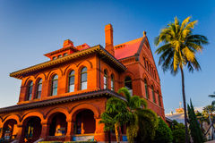 The Museum of Art & History in Key West, Florida. Stock Image