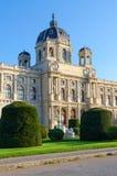 Museum of Art History on Maria Theresien-Platz, Vienna, Austria royalty free stock photo