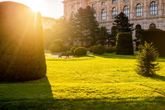 Museum of Art History in Vienna Royalty Free Stock Photo