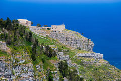 Museum of Arts and Crafts in Erice (Sicily, Italy) Stock Photo