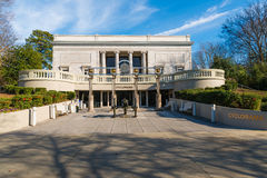 Museum Atlanta-Cyclorama und des Bürgerkrieges Lizenzfreie Stockfotos