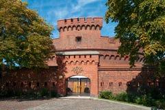 Museum av amber Royaltyfria Bilder