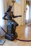Museum av amber Arkivbilder