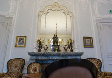 Museum av amber Royaltyfri Fotografi