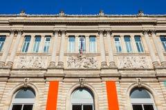 Museum av Aquitaine i Bordeaux arkivbilder