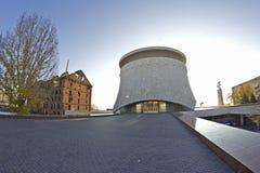 Museum av den Stalingral striden royaltyfria bilder