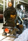 Museum av denmått järnvägen Arkivbild