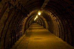 Museum av gammal kolgruva` för `, Arkivbild