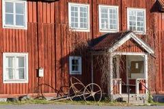 Museum av hällristningar i Norrkoping Royaltyfri Bild