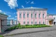 Museum av historia och kultur i Veliky Ustyug (tidigare husUso arkivbild