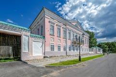 Museum av historia och kultur i Veliky Ustyug (tidigare husUso arkivbilder
