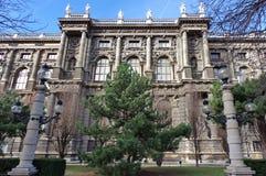 Museum av historien av konster Fotografering för Bildbyråer