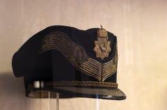 Museum av historien av militären av den ungerska armén med historiska utställningar och sammansättningar på temat av kriget Royaltyfri Bild