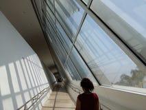 Museum av i morgon Royaltyfria Foton