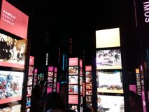 Museum av i morgon Royaltyfri Fotografi