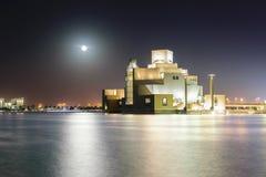 Museum av islamisk konst - Doha Royaltyfria Foton