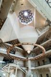 Museum av islamisk konst, Doha Qatar Juli 2017 arkivbilder