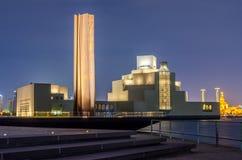 Museum av islamiska Art Doha, Qatar Arkivbilder