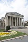 Museum av konster, Budapest Arkivfoto