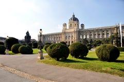 Museum av konster i Wien, Österrike fotografering för bildbyråer