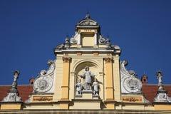 Museum av konsthantverk i Zagreb Arkivfoto