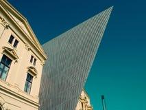 Museum av kriget i Dresden arkivfoton