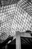 Museum av Louvre Royaltyfri Bild