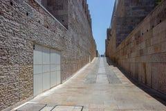 Museum av modernt och samtidan Art Museu Berardo i Lissabon royaltyfri bild