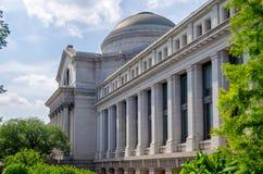 Museum av naturhistoria Arkivfoto