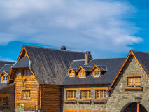 Museum av Patagonia arkivbild