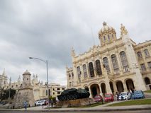 Museum av revolutionen, havannacigarr, Kuba Arkivfoton