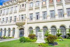 Museum av revolutionen i havannacigarr Arkivbild