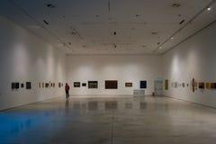 Museum av samtida konst i Krakow MOCAK arkivbild