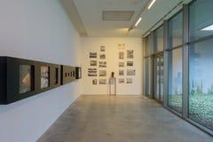 Museum av samtida konst i Krakow MOCAK royaltyfri fotografi