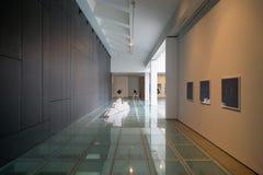 Museum av samtida konst i Krakow MOCAK royaltyfri foto