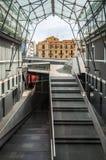Museum av samtida konst av Rome fotografering för bildbyråer
