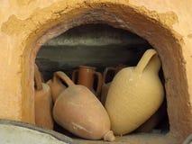 Museum av undervattens- arkeologi Bodrum Turkiet Arkivfoto