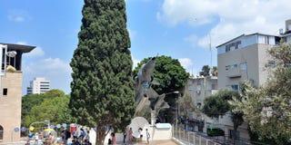 Museum av vetenskap, Haifa Fotografering för Bildbyråer