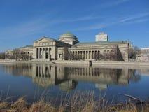 Museum av vetenskap och bransch Fotografering för Bildbyråer